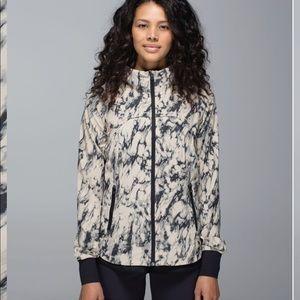 lululemon athletica Jackets & Coats - Lululemon Bring Back the Track Hooded Jacket 6